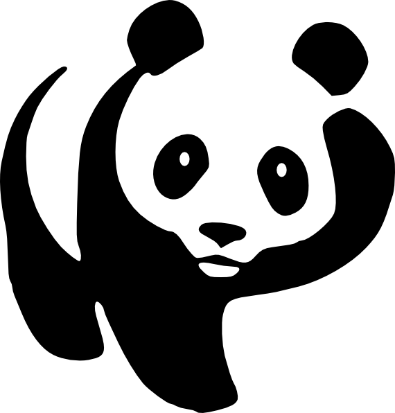 Panda clipart #17, Download drawings