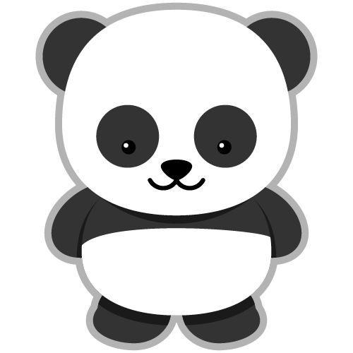 Panda clipart #17, Download drawings