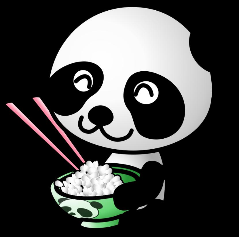 Panda clipart #14, Download drawings