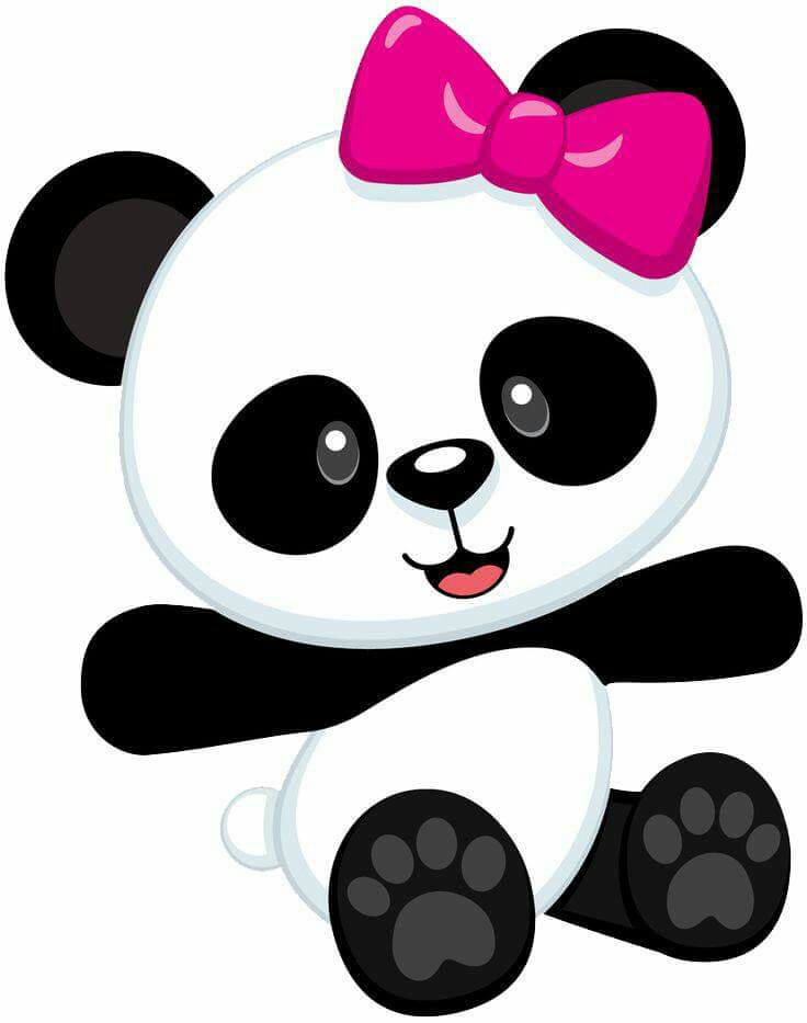 Panda clipart #6, Download drawings