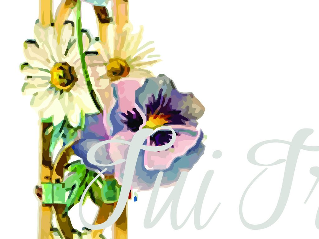 Pansy svg #17, Download drawings