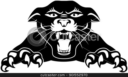 Panther clipart #13, Download drawings