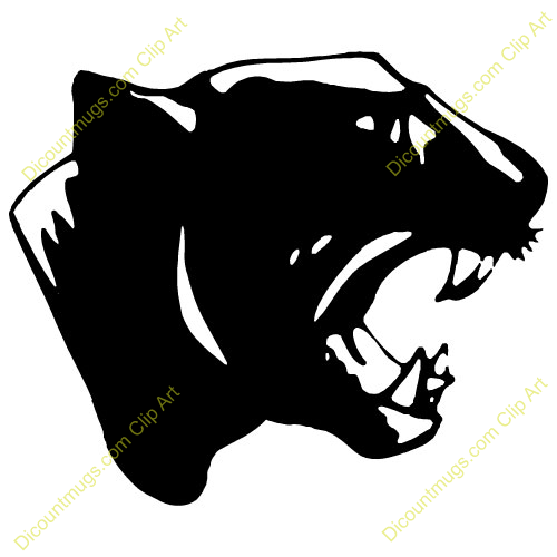 Panther clipart #7, Download drawings