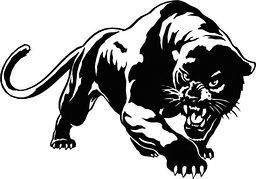 Panther clipart #9, Download drawings