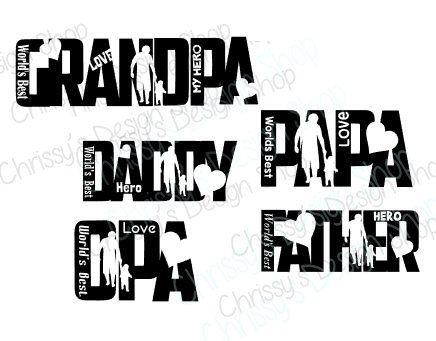 papa svg #82, Download drawings