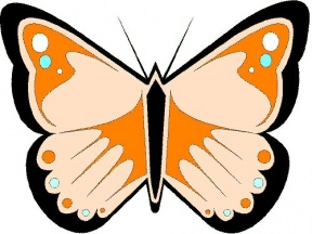 Papillon clipart #14, Download drawings