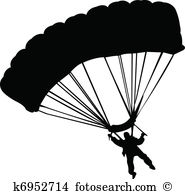Parachute clipart #11, Download drawings