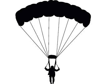 Parachute clipart #9, Download drawings