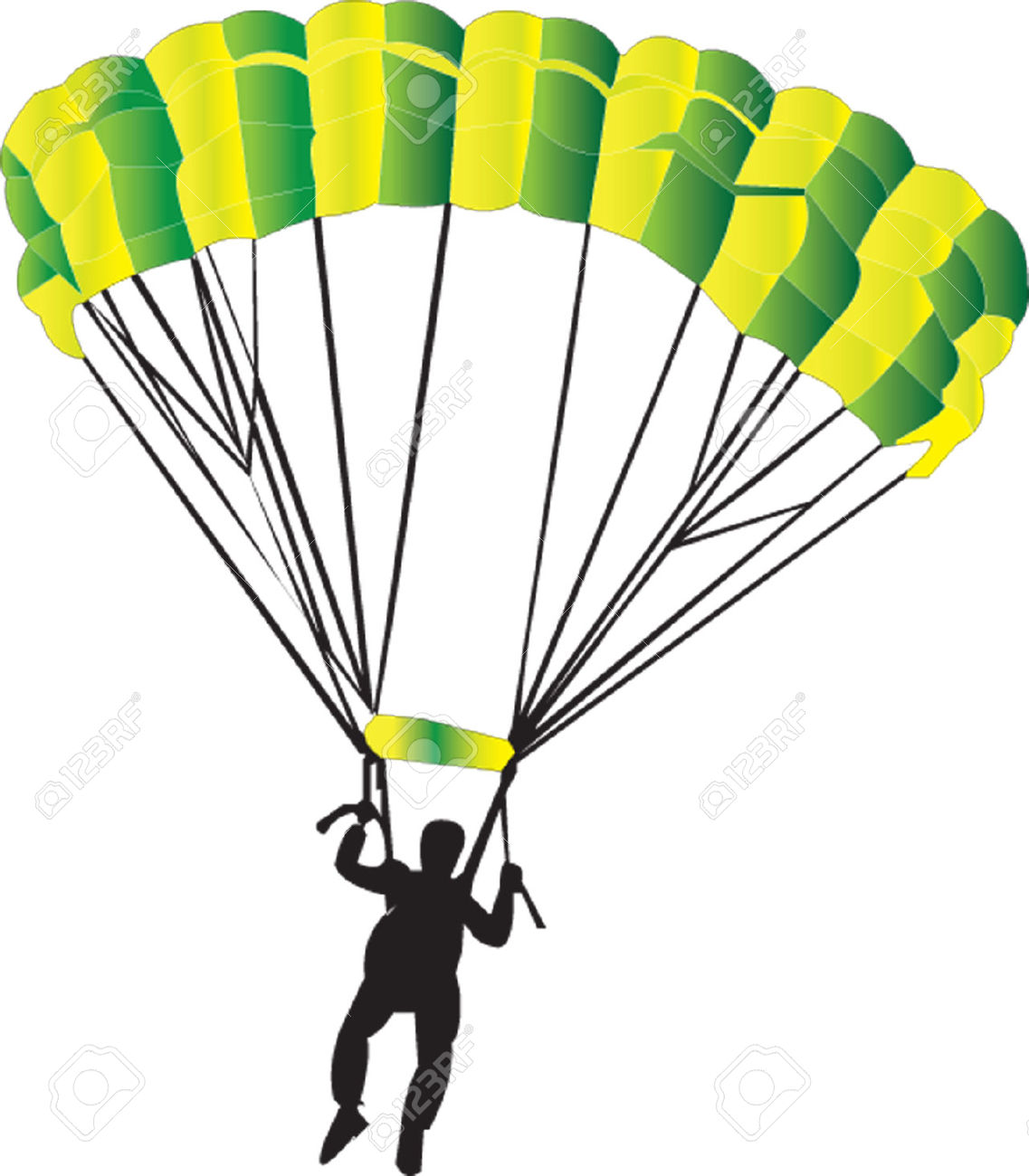 Parachute clipart #15, Download drawings