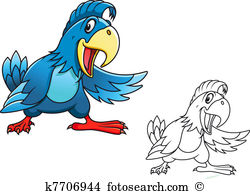 Parakeet clipart #9, Download drawings