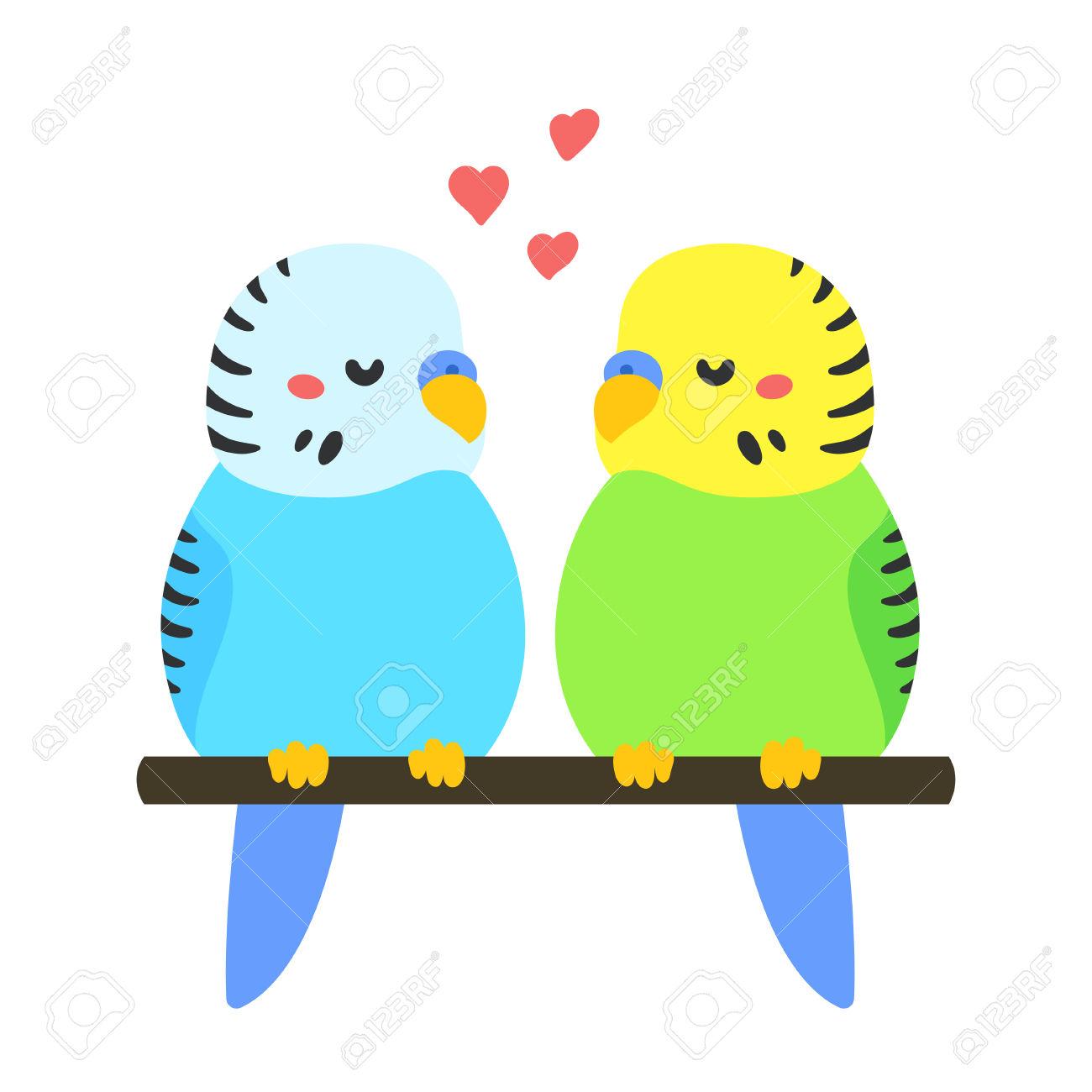 Parakeet clipart #5, Download drawings
