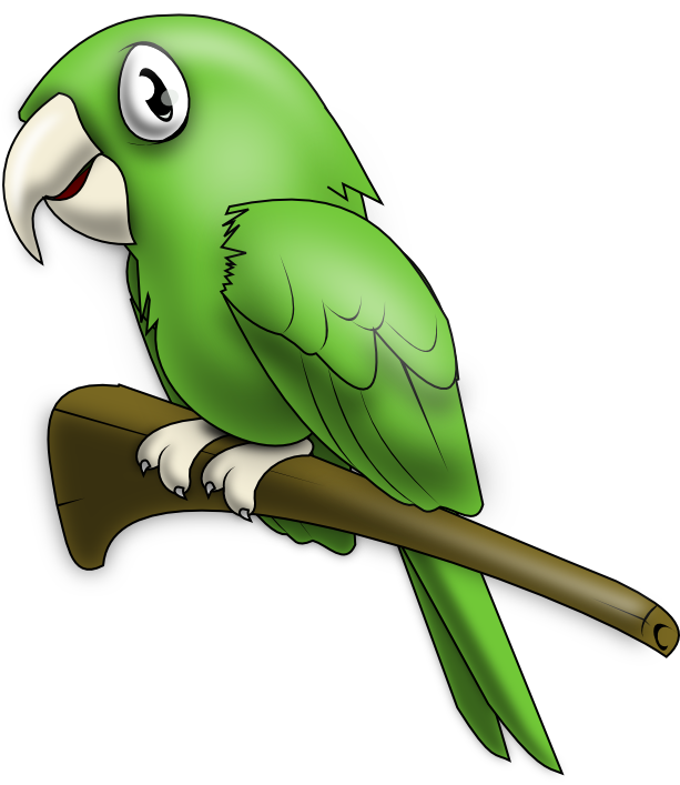 Parakeet clipart #4, Download drawings