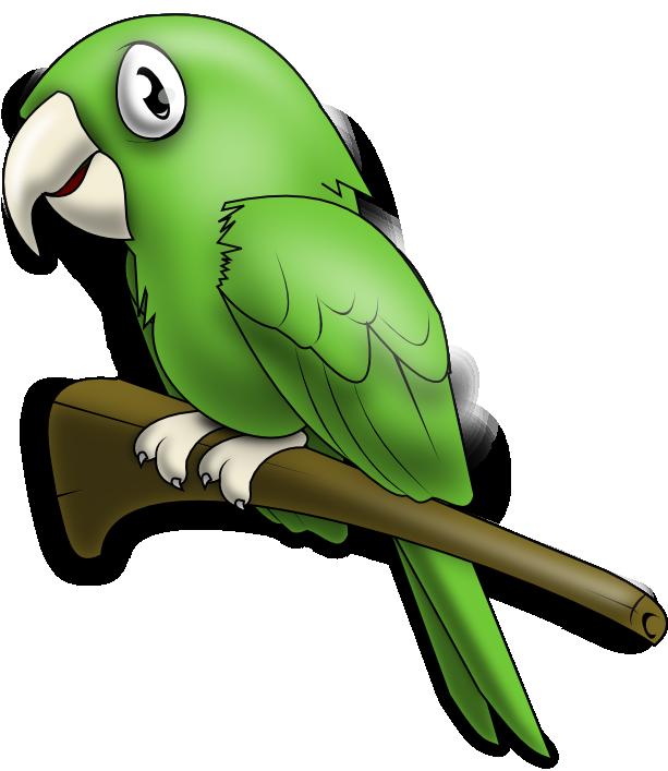 Parakeet clipart #4, Download drawings