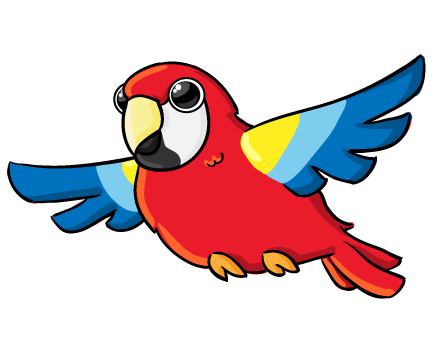 Parakeet clipart #19, Download drawings