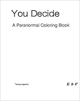 Paranormal coloring #16, Download drawings