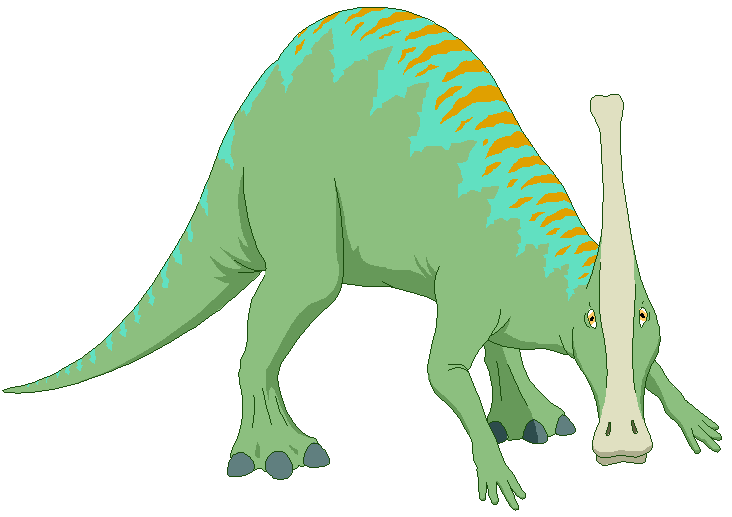 Parasaurolophus clipart #10, Download drawings