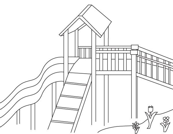Parc coloring #16, Download drawings