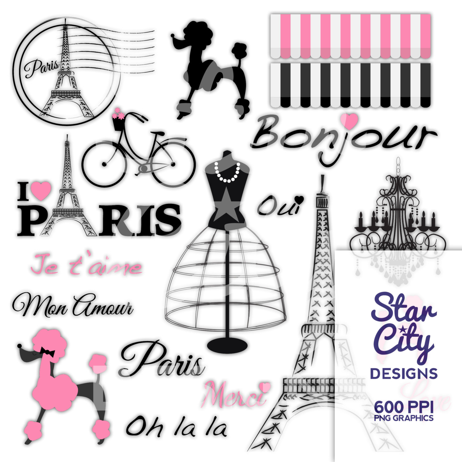Paris clipart #16, Download drawings