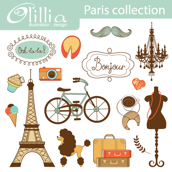 Paris clipart #9, Download drawings