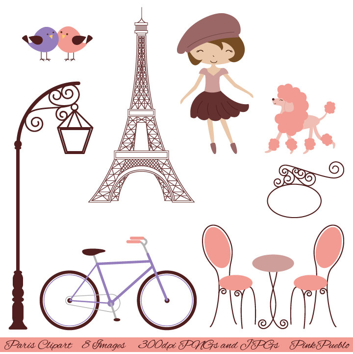 Paris clipart #12, Download drawings