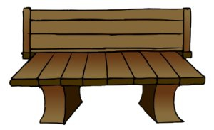 Park Bench clipart #2, Download drawings