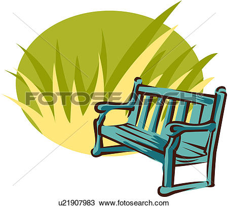 Park Bench clipart #1, Download drawings