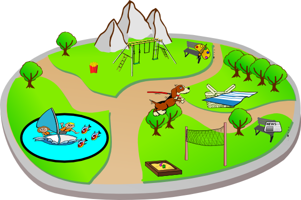 Park clipart #17, Download drawings