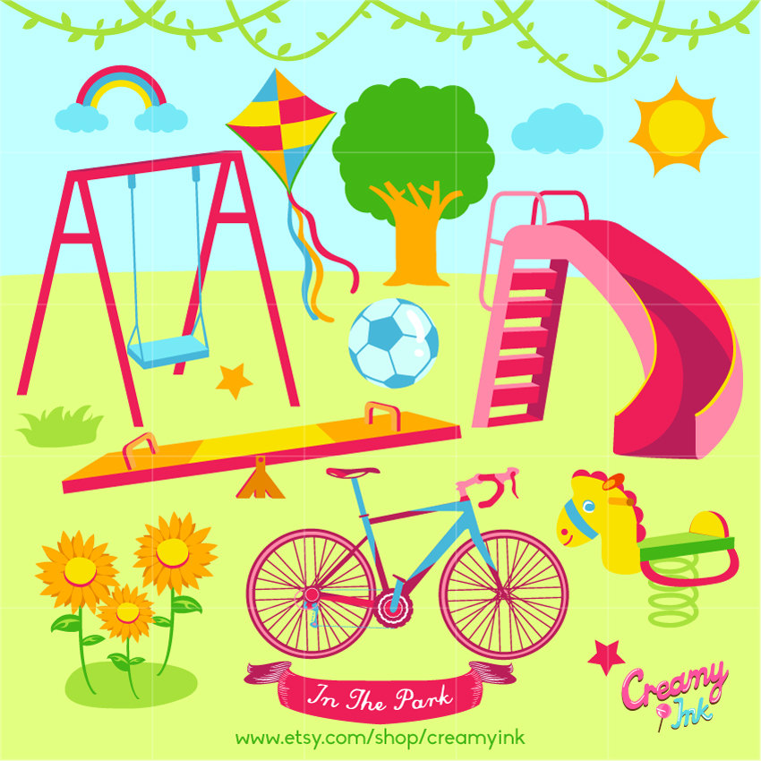 Park clipart #3, Download drawings