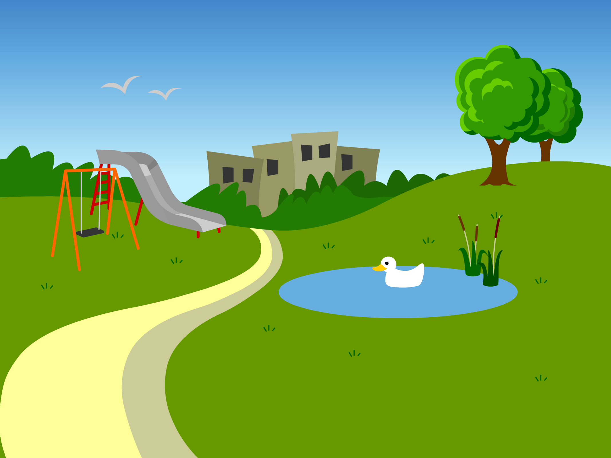 Park clipart #4, Download drawings