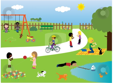 Park clipart #6, Download drawings