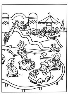 Parc coloring #18, Download drawings