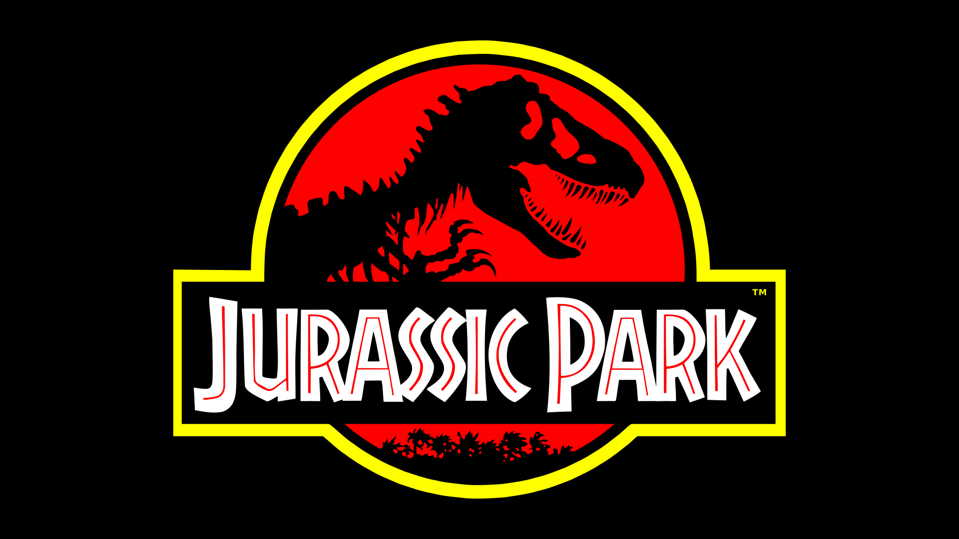 jurassic park logo svg #524, Download drawings