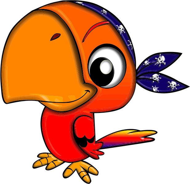 Parrot clipart #12, Download drawings