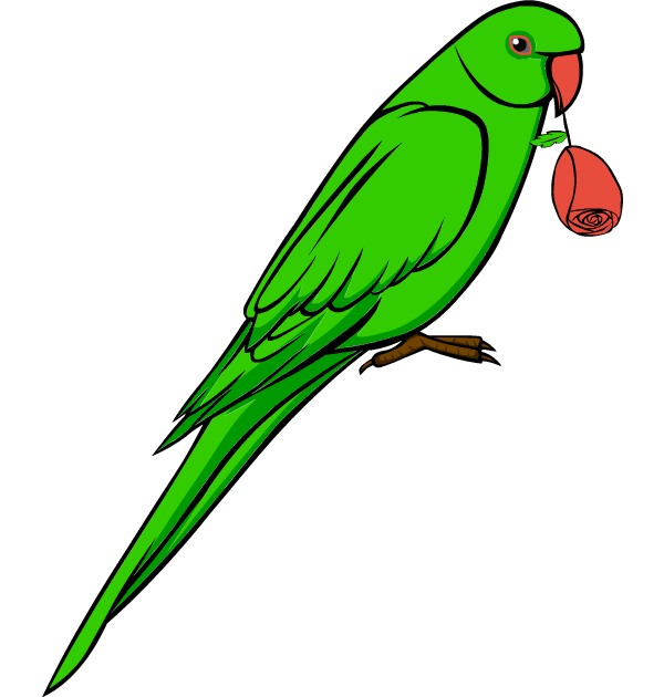 Parrot clipart #10, Download drawings