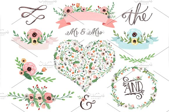 Pastel clipart #5, Download drawings