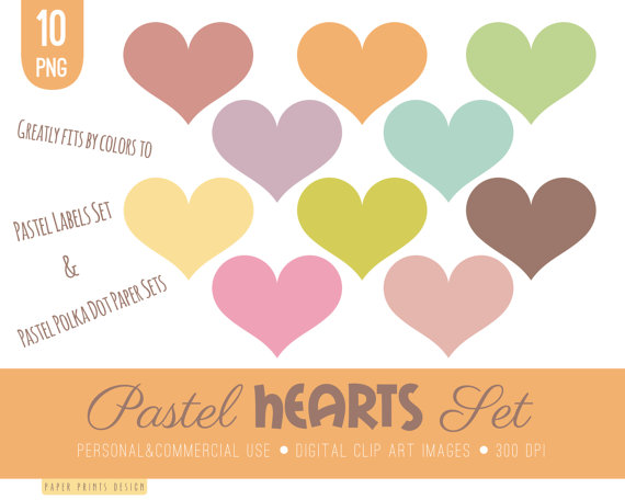 Pastel clipart #19, Download drawings
