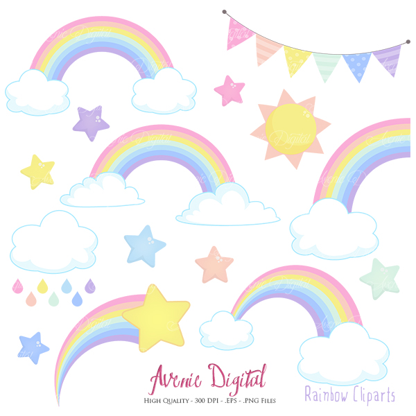 Pastel clipart #10, Download drawings