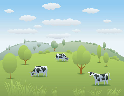 Pasture clipart #7, Download drawings