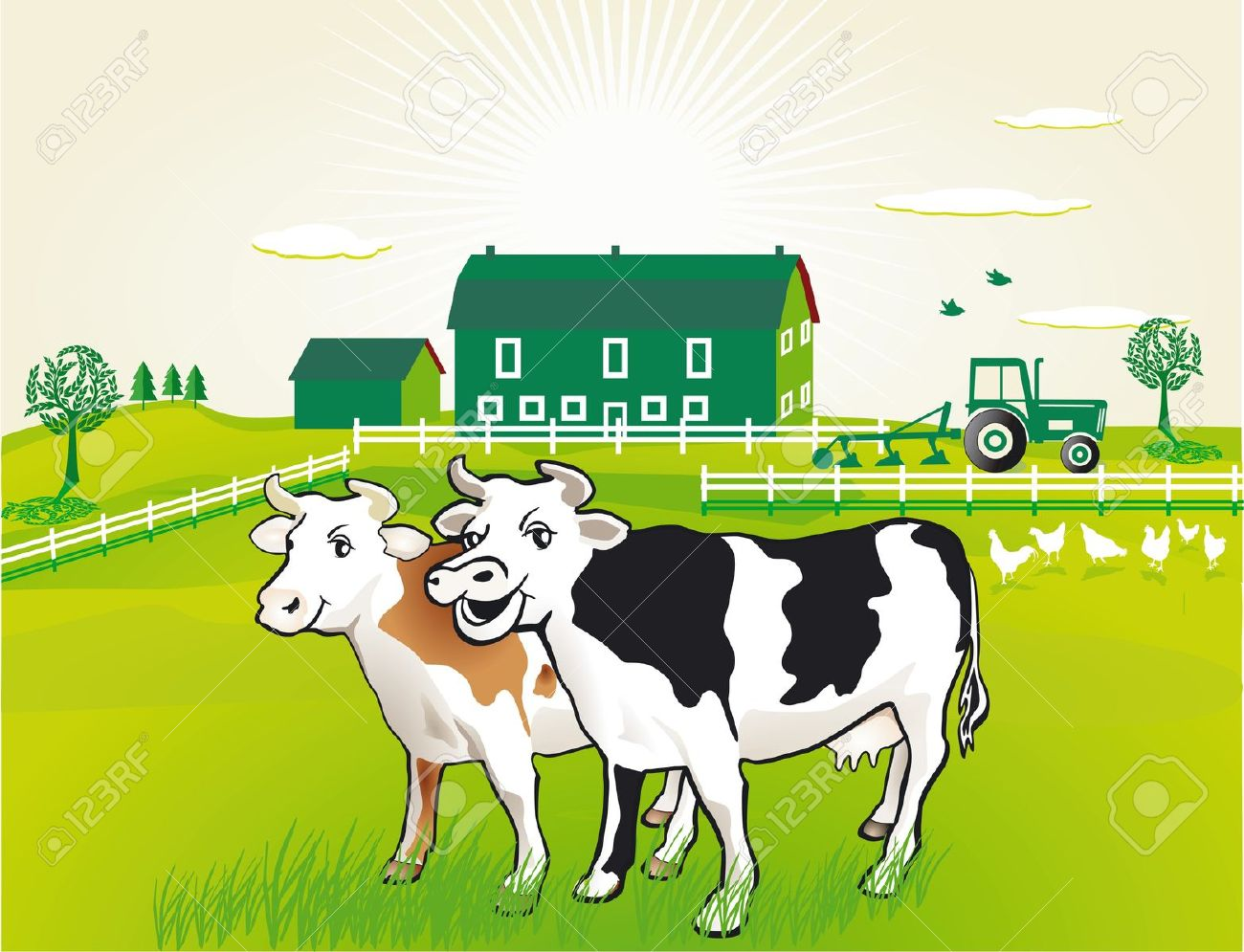 Pasture clipart #5, Download drawings