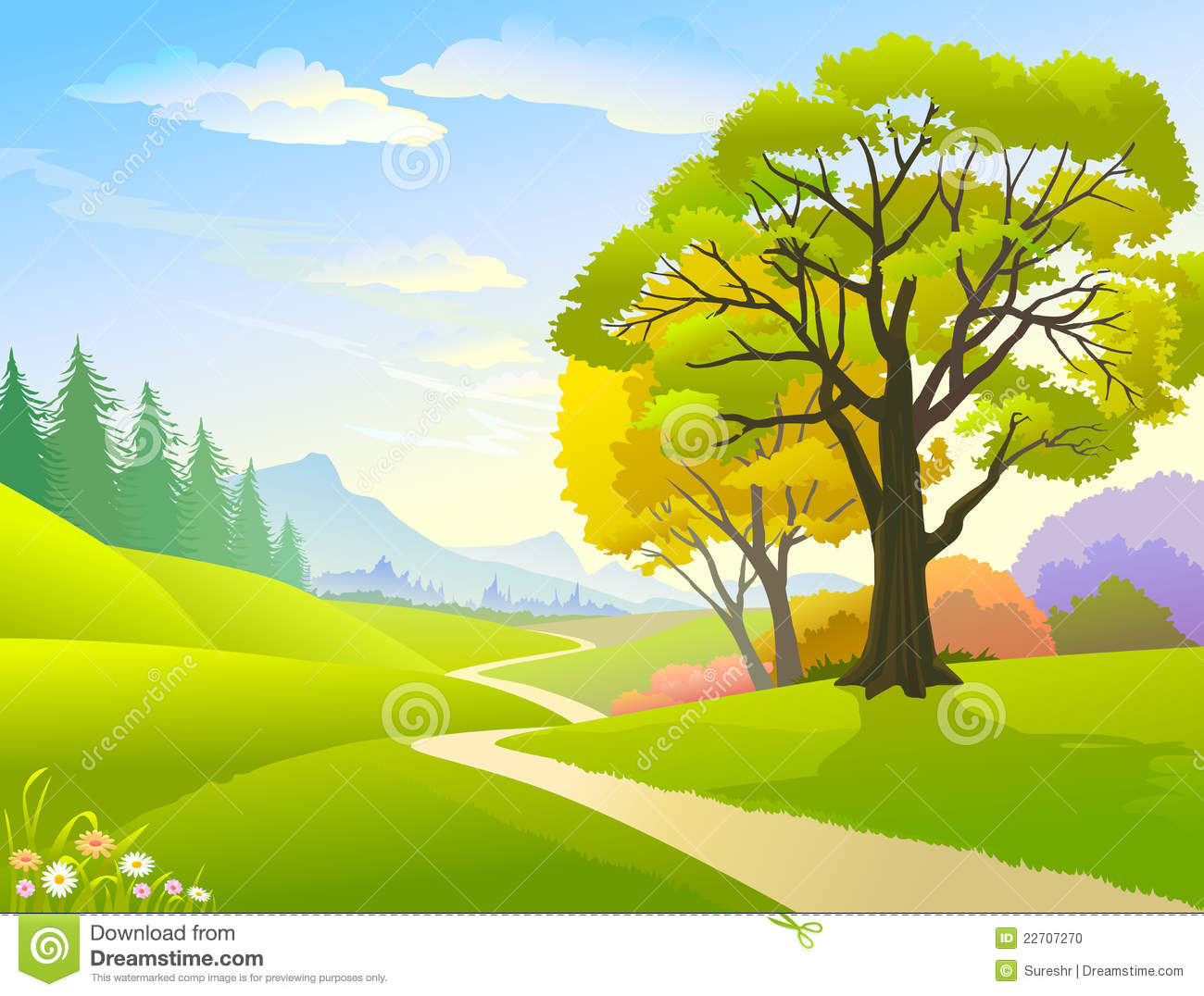 Pathway clipart #5, Download drawings