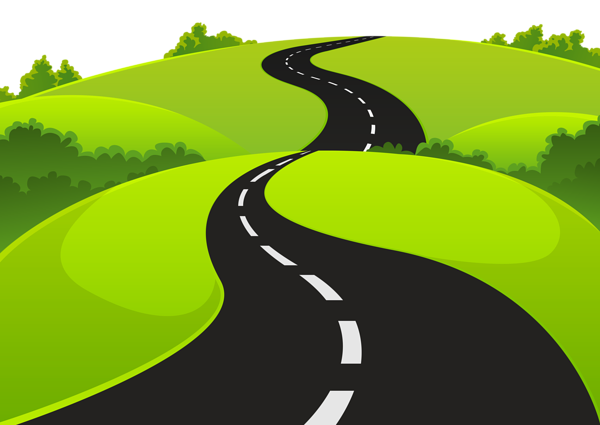 Pathway clipart #9, Download drawings