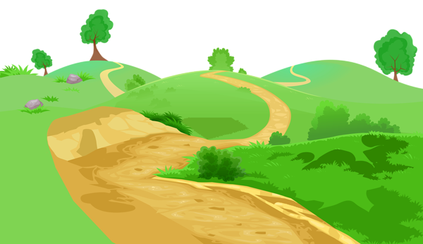 Pathway clipart #6, Download drawings