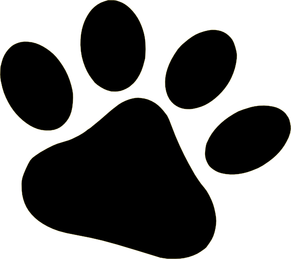 Paw clipart #18, Download drawings