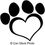 Paw clipart #15, Download drawings