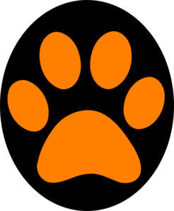 Paw clipart #13, Download drawings