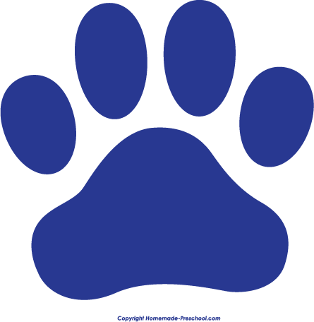 Paw clipart #11, Download drawings