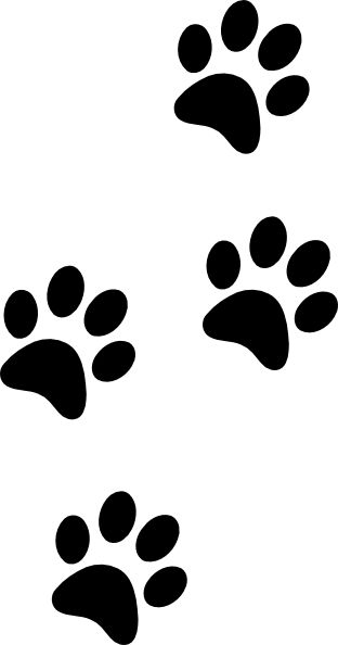 Paw clipart #9, Download drawings