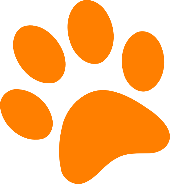 Paw clipart #5, Download drawings