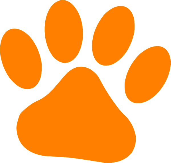 Paw clipart #14, Download drawings