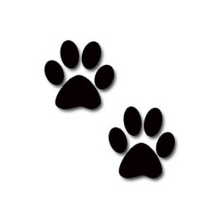 Paw Prints clipart #18, Download drawings